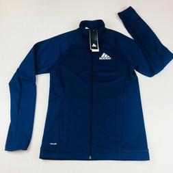 Adidas Mens Tiro 17 Athletic Training Jacket  Blue