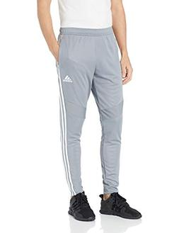 adidas Men's Tiro19 Training Pants, Grey/White, X-Large
