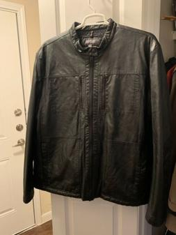 Kenneth Cole Reaction Moto Jacket 2XL