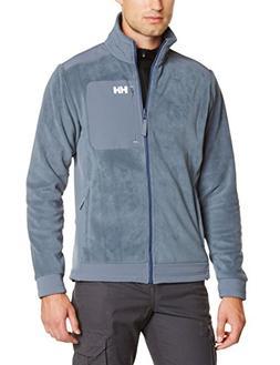 Helly Hansen Men's Mountain Thermal Pile Jacket, Artic Grey,