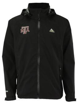 Adidas NCAA Men's Texas A&M Aggies Gore-Tex Full Zip Rain Ja