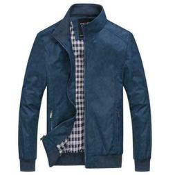 New Fashion Men's Slim coll jackets fashion jacket Tops Casu