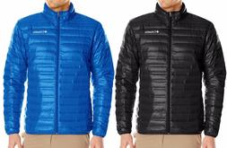 NEW COLUMBIA FLASH FORWARD DOWN JACKET Choose Black/Blue M-L