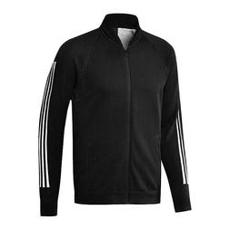 new adidas ID KNIT BOMBER Jacket men's XL black athletics tr