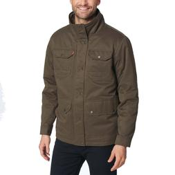 *NEW* Levi's Men's Military Field Jacket Olive
