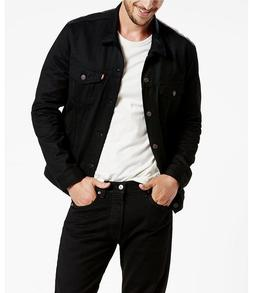 New Levi's Men's Trucker Classic Jean Denim Jacket -Polished