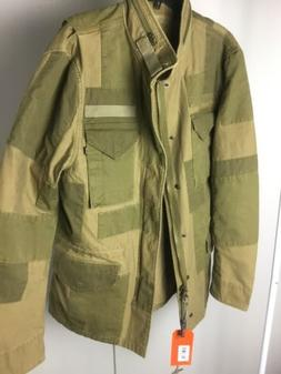 NEW Limited Alpha Industries M-65 CONSTRUCT Field Jacket Men