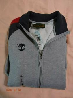 Timberland NEW Men Full Zip Jacket  Sz M