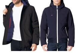 NEW!! Tommy Hilfiger Men's Bomber Softshell Jacket Variety