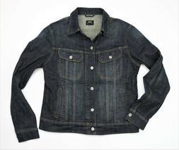 New Lee Men's Denim Jacket Trucker Riders Sizes M, L, XL, XX
