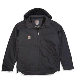 New! Carhartt Men's Full Swing Cryder Jacket Size Small, Thi