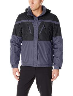 NEW Arctix Men's Gladiator Insulated Jacket Ski Coat Black S