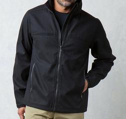 New Men's ExOfficio  Mackenzie Jacket Black 1071-2954 MSRP$1