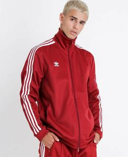 NEW MEN'S ADIDAS ORIGINALS BECKENBAUER TRACK JACKET ~  MEDIU