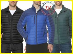 NEW GERRY MEN'S SEAMLESS SWEATER DOWN JACKET ~ VARIOUS SIZES