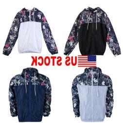 New Men's Slim Zipper Collar Jackets Fashion Jacket Tops Cas