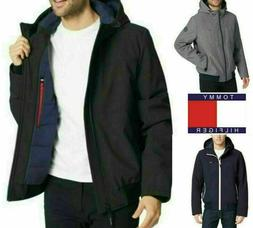 NEW!!! Tommy Hilfiger Men's Soft-Shell Bomber Jacket Size &