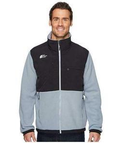 new mens denali jacket coat black grey