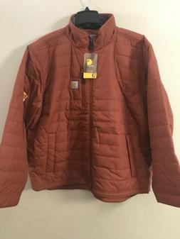 NEW Men's Carhartt Gilliam Jacket Sequoia Size 2XL
