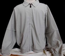 New  Mens Golf Windbreaker Jacket convertible long or short