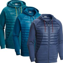 "New Mens Columbia ""Northern Comfort"" Down Insulated Hooded J"