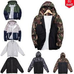 New Mens Slim Collar Jackets Fashion Jacket Tops Casual Coat