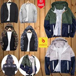 New Mens Slim Collar Outerwear Jackets Fashion Jacket Tops C