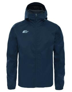 NEW REAL The North Face Men's Quest Rain Jacket Urban Navy L