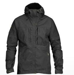 New Fjallraven Skogso Jacket Black Men's Style #F81698