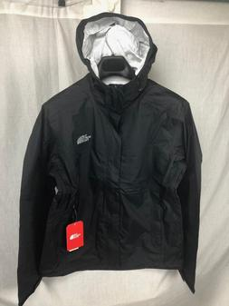 NEW THE NORTH FACE VENTURE 2 JACKET BLACK SHELL RAIN FREE SH