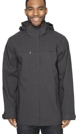 New With Tags ExOfficio Men's Leshan Jacket Black Size X-Lar