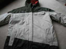 NEW WITHOUT TAGS MENS COLUMBIA INTERCHANGE3-1 JACKET WATERPR
