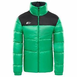 The North Face Nuptse Iii Mens Jacket Down - Primary Green T