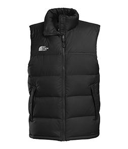 The North Face Nuptse Vest - Men's TNF Black/TNF Black X-Lar