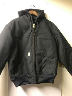 NWOT Carhartt Men's Arctic Quilt Lined Yukon Jacket Size Sma