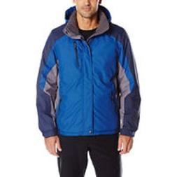 NWT$120 Men's ZEROXPOSUR ALL WEATHER Mid-weight Jacket  XX L