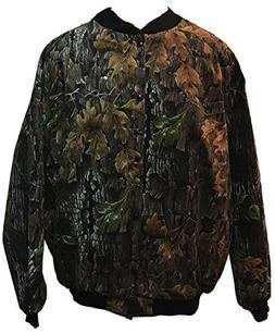 NWT 5X Big and Tall USA MADE Camo Hunting Casual Jacket Butt