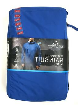 nwt beyond limits men s waterproof rainsuit