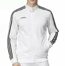 nwt essentials 3 stripes tricot track jacket