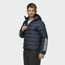 NWT Adidas Itavic 3 Stripe 2.0 Winter Coat Puffer Jacket Men