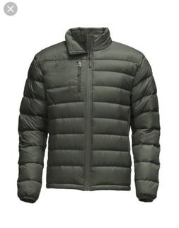 The North Face Men's Aconcagua Down Jacket Climbing Ivy Gree