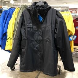 NWT Columbia Men's Arctic Trip II Interchange Jacket Omni Wa
