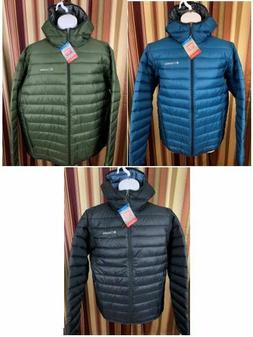 NWT Men's Authentic COLUMBIA Jacket Oyanta Hooded Trail Ther