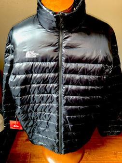 NWT The North Face Men's Flare 550 Down Jacket Asphalt Grey