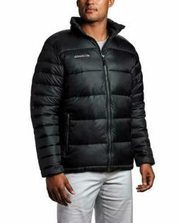 NWT Columbia Men's Frost Fighter Insulated Puffer Jacket,BLA
