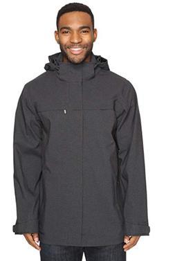 NWT ExOfficio Men's Leshan Jacket - Black LARGE