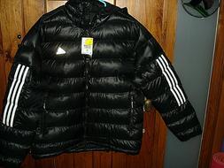 NWT Men's Adidas Men's ITAVIC 3-Stripe 2.0 Puffer Jacket DZ1