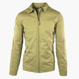 NWT Timberland Men's Mountain Bomber Jacket Classic Cotton T