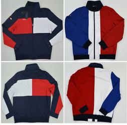 NWT Men's Tommy Hilfiger Yacht Jacket Outerwear Hoodie Water