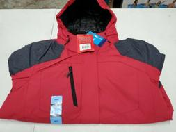 NWT MENS $120 ZeroXposur Midweight Winter Hooded Jacket Coat
